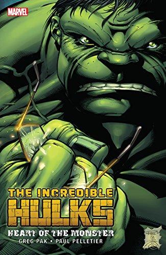 Incredible Hulks: Heart of the Monster (Incredible Hulk (2009-2011)) (English Edition)