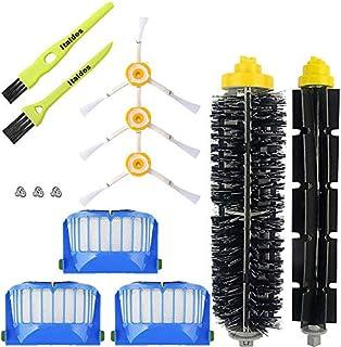 filtros 600-01237 Cepillo de cerdas para Aspirador Supon Robot Accesorio cepillos de Repuesto para Robot Serie 600 Accesorios de Repuesto