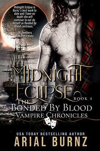 Eclipse en Medianoche (Unidos Por Crónicas Vampíricas 4) de Arial Burnz