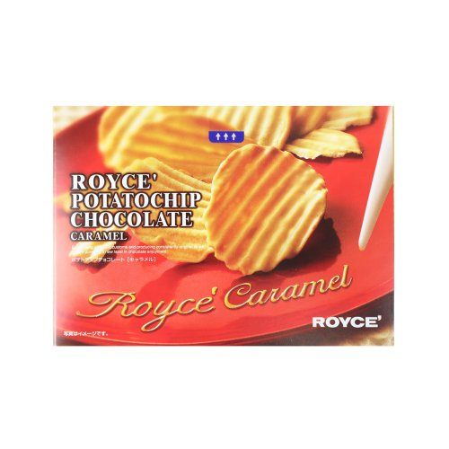 "Royce' Potatochip Chocolate ""Caramel"""