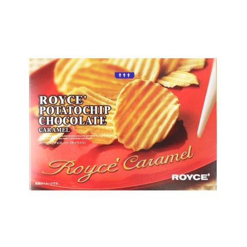ポテトチップチョコレート キャラメル