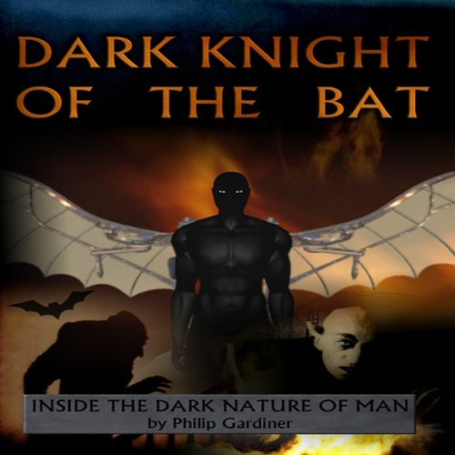 Dark Night of the Bat audiobook cover art