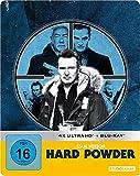 Hard Powder - Limited SteelBook Edition  (4K Ultra HD) (+ Blu-ray 2D)