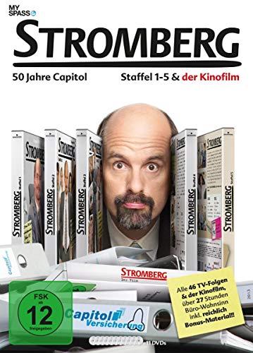 Stromberg 1-5 + Film [11 DVDs]