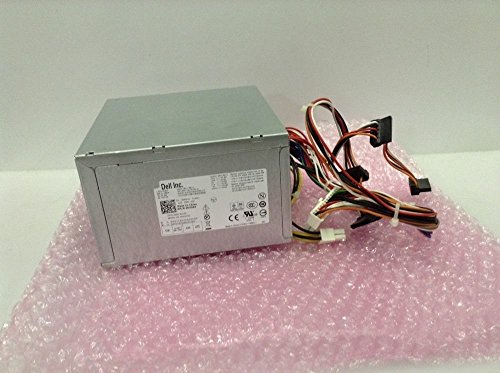 Genuine Dell 265W Watt 053N4 D3D1C 9D9T1 Optiplex 390, 790, 990 SMT Small Mini Tower Power Supply Unit PSU Compatible Part Numbers: YC7TR, 9D9T1, GVY79, 053N4, D3D1C, Dell Model Numbers : F265EM-00, A