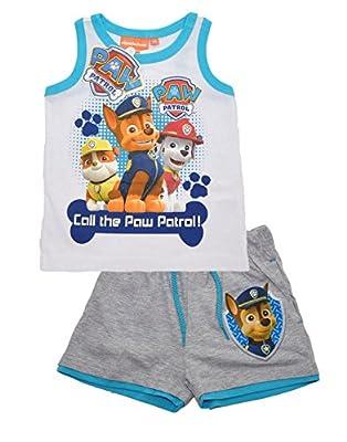 Paw Patrol - Pijama Dos Piezas - para niño Design 14 104 cm de Paw Patrol