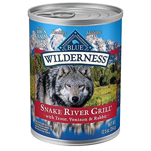 Blue Buffalo Wilderness Regional Recipes High Protein Grain Free Natural Wet Dog Food