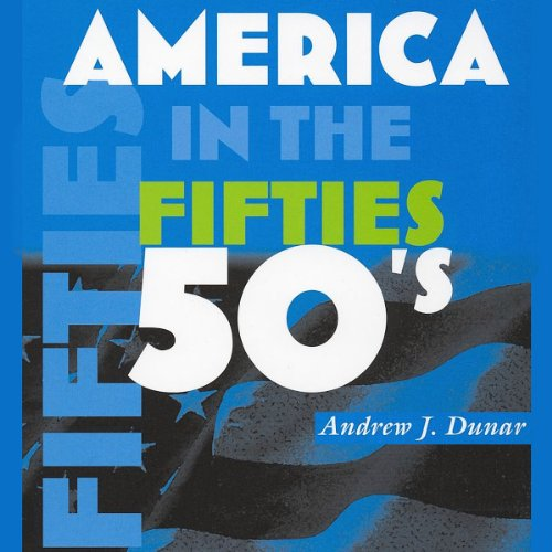 America in the Fifties audiobook cover art