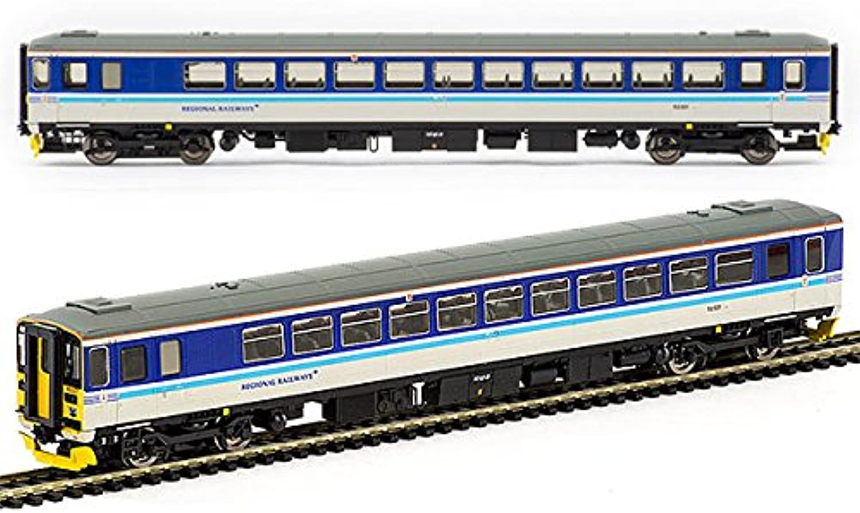 a precios asequibles Hornby R3477Regional R3477Regional R3477Regional ferroCocheriles Clase 153 Tren Modelo Set  buena calidad