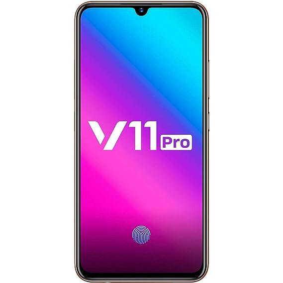 Vivo V11 Pro (Dazzling Gold, 6GB RAM, 64GB Storage)