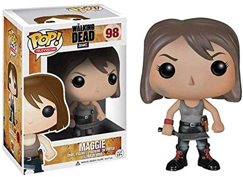 A-Generic Funko The Walking Dead Figura # 98 Maggie Pop! Multicolor
