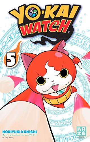 Yo-Kai Watch T05 (KAZ.KIDS)