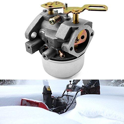 Ersatzvergaser Motor Vergaser Schneefräse Vergaser für TECUMSEH 640349 640052 640054 HMSK90 HMSK80