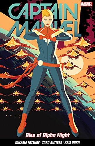 Captain Marvel Volume 1: Rise Of Alpha Flight