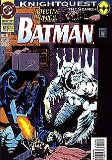 detective comics 670