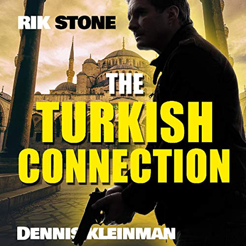 The Turkish Connection audiobook cover art