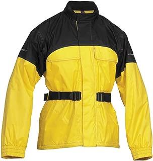 Firstgear 2018 Rainman Jacket (Medium) (Black/Yellow)