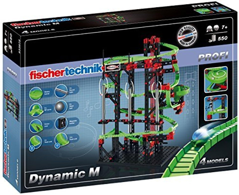 precios al por mayor Fischertechnik Dynamic Dynamic Dynamic M Set by Studica  Las ventas en línea ahorran un 70%.