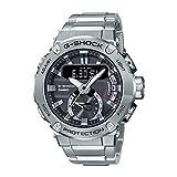 Reloj Casio GST-B200D-1AER Plata Carbon Fibre Hombre