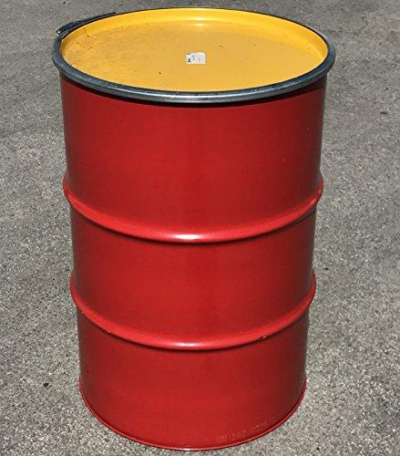 208 Liter Hobbock/Deckelfass Fass Feuertonne gebraucht