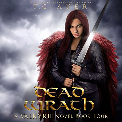 Dead Wrath audiobook cover art