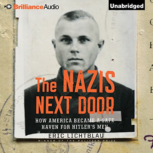 The Nazis Next Door audiobook cover art