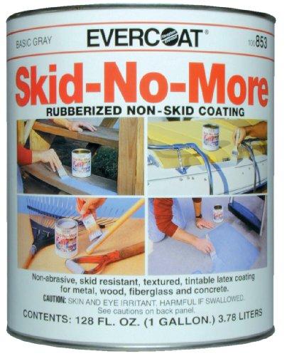 Evercoat 853 Skid-No-More Rubberized Non-Skid Coating - 1 gallon