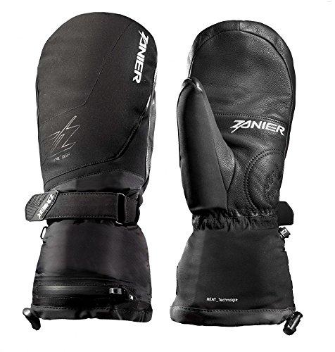 Zanier Herren HOT.ZX 3.0 Handschuhe, schwarz, M