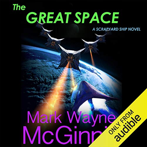 The Great Space Audiobook By Mark Wayne McGinnis cover art