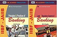 JAIIB Combo Offer - Principles And Practices Banking And Legal Aspects of Banking - 2021 Edition