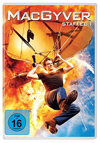 MacGyver - Staffel 1 [5 DVDs]