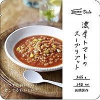 長期保存食 イザメシ デリ IZAMESHI Deli 濃厚トマトのスープリゾット×18個