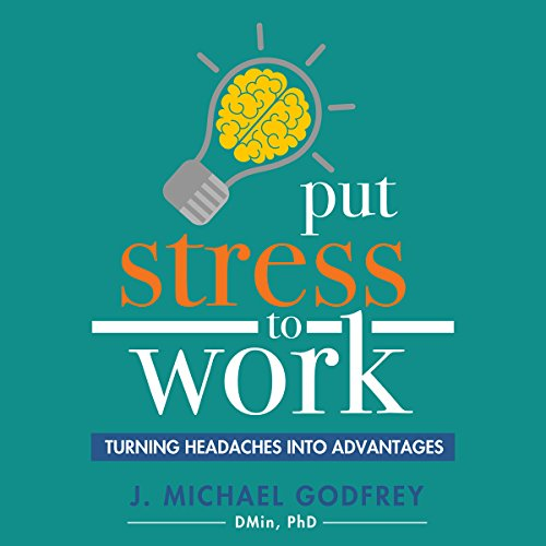 Put Stress to Work: Turning Headaches into Advantages audiobook cover art