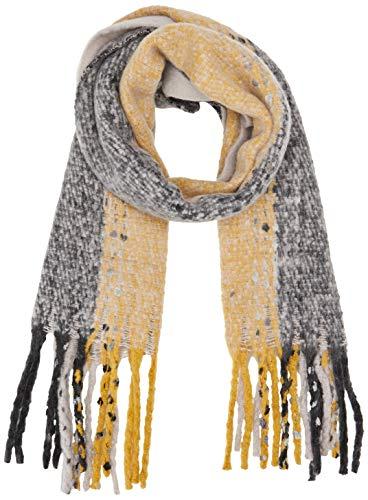 ICHI Damen IASAGE SC Mode-Schal, Bronze Mist, One Size