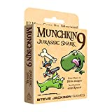 Steve Jackson Games SJG01570 Munchkin 9-Jurassic Snark, Multicolor