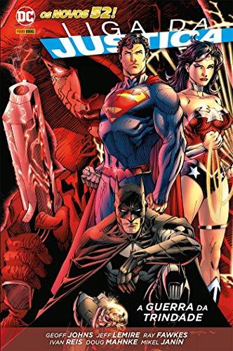 Liga da Justiça. Guerra da Trindade