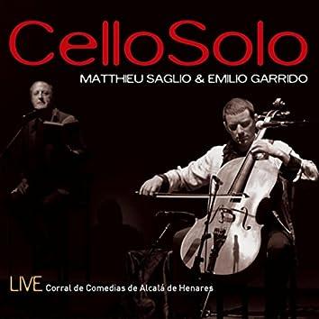 Cello Solo (Live Corral de Comedias de Alcalá de Henares)