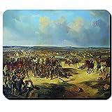 Segunda Guerra Coalición Invierno Campo Tren 1814Napoleon BGE Guerra Francia contra Coalición Napoleon Batalla En Paris–Alfombrilla para ratón Mousepad Ordenador Laptop PC # 16171