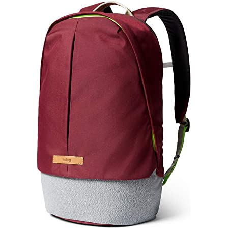 "Bellroy Classic Backpack Plus (22 litros, portátil de 15"", muda de Ropa, Auriculares, Cuadernos Laptop) - Neon Cabernet"