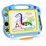 SLHFPX Doodle Board Gift for 3 Year Old Boy, Sketching Pad Boys Toys Age 3 Birthday Present for 3 Year Old Girl Toy 3 Year Old Girl-Boy Toddler Travel Toys for Kids Magna Doodle