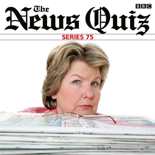 『The News Quiz: Complete Series 75』のカバーアート