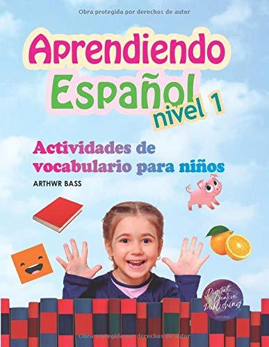 Aprendiendo Español Nivel 1: Actividades de vocabulario para niños