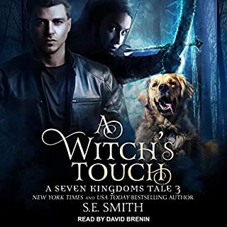 A Witch's Touch Titelbild