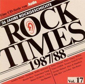 Rock Times Vol. 17 - 1987-88