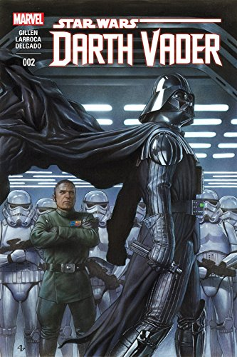 Darth Vader 2015 2016 2 Darth Vader 2015 Ebook Gillen Kieron Granov Adi Larroca Salvador Kindle Store
