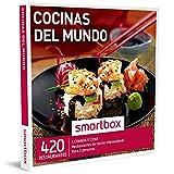 SMARTBOX - Caja Regalo - COCINAS DEL MUNDO - 360 restaurantes de cocina internacional: italiana, mexicana, japonesa, asiática y más