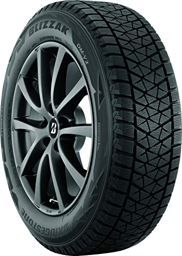 Bridgestone Blizzak DM-V2 all season truck tires for snow