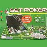 Due Esse mi003673–Juego Poker en Maleta