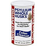 Yerba Prima Psyllium Husk Colon Cleanser 12 Ounce (2)