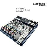 Immagine 1 soundcraft notepad 8fx console de
